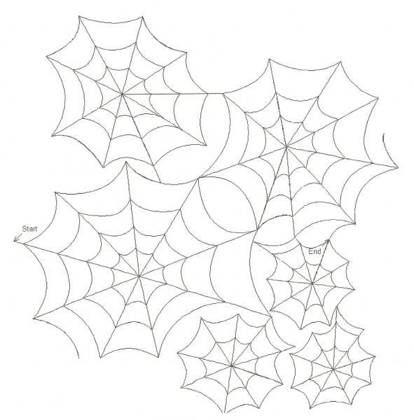 Jessica's Spider Web